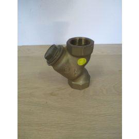 Siebfilter Strainer 1 1/4 Zoll 40 PN 16 GK FY 30 Vorfilter Wasser K17/662