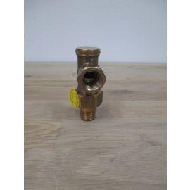 Schell Heizkörper Winkelanschluss EARE 3 / 8 Zoll Rücklaufverschraubung K17/68