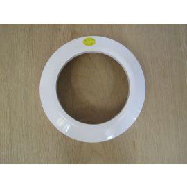 Sanit Abdeckung Rosette für WC Anschlussrohr DN 100 K17/714