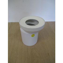 Sanit WC Anschluss Excenterstutzen DN 100 Anschlussstutzen K17/715