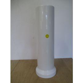 Sanit WC Anschlussrohr DN 100 Länge 400 mm Sanitär Kunststoff Rohr K17/723