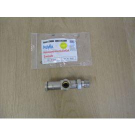 Polytherm Polyfix Heizkörperanschluss - Stück Zweirohr Nr. 5022 Heizung K17/759