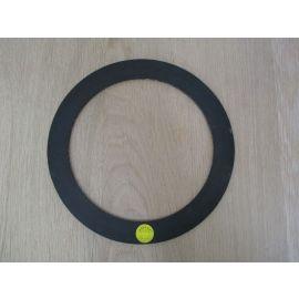 Gummi Flachdichtung Durchmesser innen / außen 165 / 215 mm Flansch K17/767