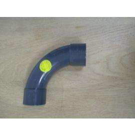 PVC Bogen Durchmesser 32 mm 90° Grad S 6.3 / PN 16 Fitting Klebemuffe K17/795