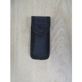 Tekut Taschenmesser Etui schwarz Gürtelschlaufe Druckknopf Messer K17/850