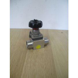GEMÜ Edelstahl Membran Ventil 316L 1x4435 1 1/4 Zoll K17/900