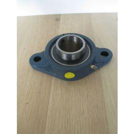 Oval Flanschlager FL 210 für 50 mm Welle mit Lager UZ 210 K17/908