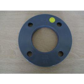 PVC Flansch 75 mm DN 65 Flanschring PUMPENKOST K17/961