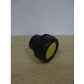 Geberit PE Stuzte mit Verschraubung 50 mm Rohr Anschluss WC K17/972