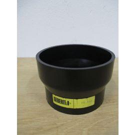 Geberit PE Reduzierung von 125 mm auf 110 mm Rohr Anschluss WC K17/975