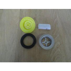"Geberit Ablaufventil 1 1/4"" x 70 mm Auslaufventil Ablaufventil K17/995"