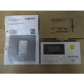 Viessmann Bedienteil Vitotronic 100 HC1 Modul Nr. 7177407 K17/997