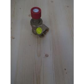 Caleffi Sicherheitsventil bis 2,5 bar DN 20 Ventil 3/4 Zoll KOST-EX K18/18
