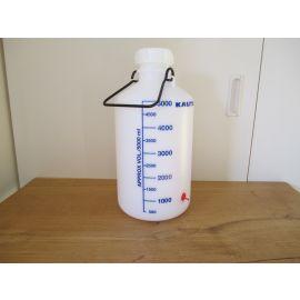 Kautex Flasche Ballon Behälter hochwertiges HDPE 5 L ohne Hahn K18/195