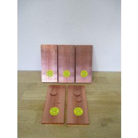 Kupferbarren Kupfer Barren 5 x 1 kg Cu 70X10X162 Fein 999,9 Hochrein €21,6/kg
