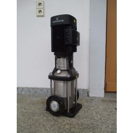 Grundfos Pumpe  CRN 10- 04-A-FGJ-G-E-HQQE Druckerhöhung Druck KOST-EX P15/56