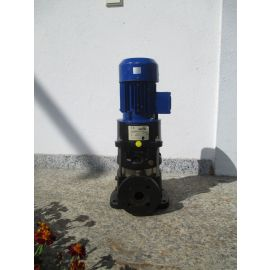 Pumpe KSB Movichrom N G3/22 R Kreiselpumpe 3 x 400 V Druckerhöhung Druck P16/513