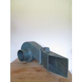 Gebläse Ventilator Absaugung Symos KV 350 1x230V P18/12