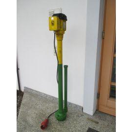Pumpe KSB Leroy Somer LS 71 Tauchpumpe 3 x 400 V Schmutzwasserpumpe P19/62
