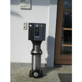 Pumpe Grundfos CRNE 10 - 9 A-FGJ-G-V-HQQV Druckerhöhung 3 kW 3 x 400 V P20/26