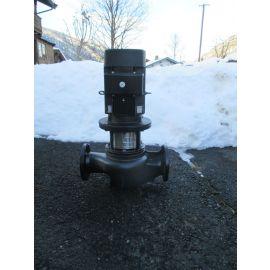 Pumpe Grundfos Trockenläuferpumpe TP 100 - 200 / 2 X-F-A-BAQE Pumpenkost P20/61