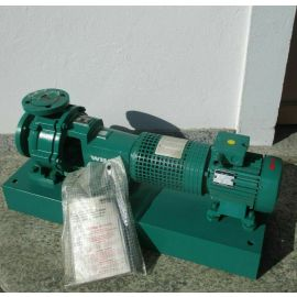 Pumpe Wilo N 32 / 125 - 0,75 / 2 Kreiselpumpe 3x400 V Grundplattenpumpe P21/21