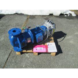 Lowara LNESH 65 - 125/55/P25VCS4/4 Inlinepumpe 3x400V 5,5 kW Pumpenkost P21/24