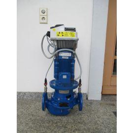 Lowara LNEEH 50-125/30 / P25 RC S4/4 Inlinepumpe 3 kW 3x400 V Pumpenkost P21/40