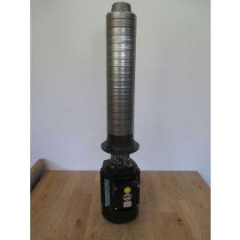 Pumpe Grundfos SPK 1 - 15 A-W-A-CVBV Tankpumpe 3 x 400 V Druckpumpe P21/56