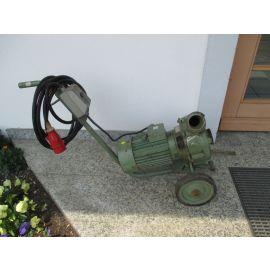 Jauchepumpe Abwasserpumpe Hochwasser Pumpe Faba 3x400 V 2,2 kW P21/72