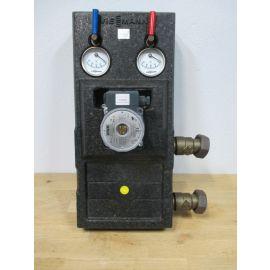 Heizkreisverteiler Viessmann DN 25 Divicon Wilo Pumpe RS 25/60 KOST-EX P9/1203