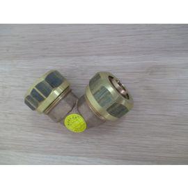 Viega Sanfix Winkelkupplung 2016 Rotguss 25 mm Nr. 111 830 Pumpenkost S16/346