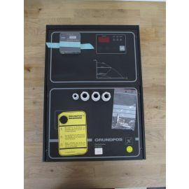 Grundfos Deltatronic DPD 202 Pumpensteuerung 3 x 400 V 2,2 kW KOST-EX S16/398