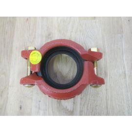 Victaulic Rohr Schelle Clamp 60,3 mm 2/60,3 - 107 H Kupplung Bestellnummer S21/7