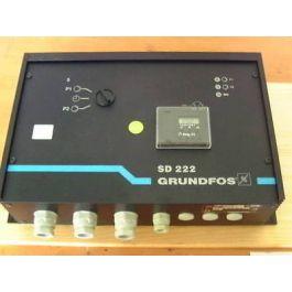 grundfos pumpensteuerung typ sd 222 s v 00 kost ex p13 361. Black Bedroom Furniture Sets. Home Design Ideas