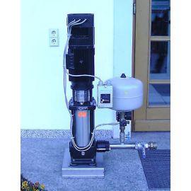 Druckerhöhung Pumpe Grundfos CRE 8-80 A-A-A-BUBE 400 V Pumpenkost P9/1049