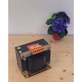 Trafo EMB STV 1,5 Nr 10/91 pri. 380 V  2 Phasen sek. 1x220 V 6,8 A Trenntrafo