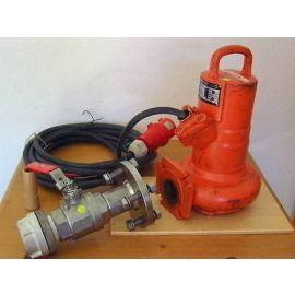 EMU WILO Typ FA 05.32-100 T121-2/6 Unterwasserpumpe Tauchpumpe  KOST-EX  P13/216