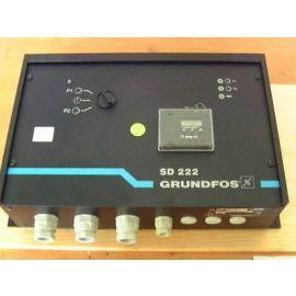 Grundfos Pumpensteuerung Typ SD - 222 (S) V 00  KOST - EX  P13/361