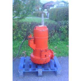 KSB DKN 160.4 - 11 Tauchpumpe Baugruben Pumpe 13 kW Baupumpe Entwässerungspumpe