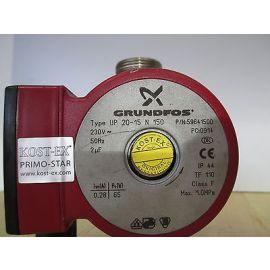 Grundfos Pumpe UP 20-15 N 150 Trinkwasserpumpe Brauchwasser KOST-EX P14/809