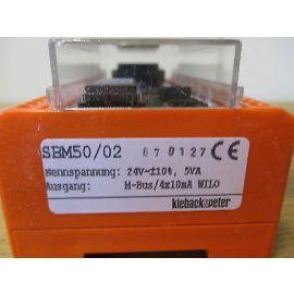 SBM50/02 Kieback & Peter für Wilo Pumpensteuerung Nr. 670106  KOST-EX S14/319