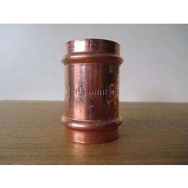 Viega Muffe  RN 54mm Gasmuffe Profipress G  346 546  CU KOST-EX S14/213