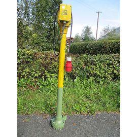 Rotex 10 / 100 D  S Tauchpumpe Schmutzwasserpumpe Pumpe 3x380V KOST-EX P15/282