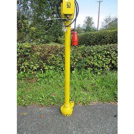 Rotex 10 /100 D  S-V Tauchpumpe Schmutzwasserpumpe Pumpe 3x400V KOST-EX  P15/281
