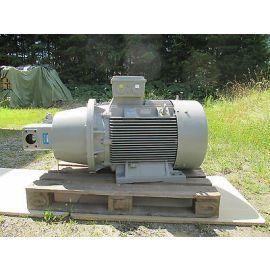 Parker Hydraulik Pumpe Denison 1L 283-4AA66-Z   82,8 kW 3 x 400 V Hydac P16/54
