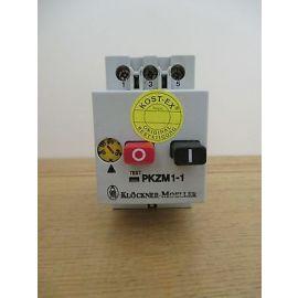 Moeller  Motorschutzschalter PKZM 1 - 1   0,6 bis  1 A    50/60 Hz  S16/116