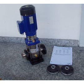 Pumpe KSB Movitech VF 2 -  4 Druckerhöhung 3  x 400 V  Pumpenkost P9/587