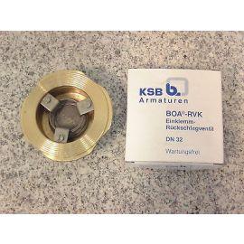 KSB BOA-RVK Rückschlagventil Rückschlagklappe DN 32