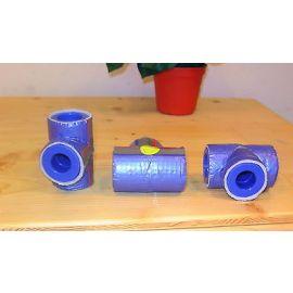 Klebefitting PVC Fitting T-Stück 25/25/20   K35 Kunststofffitting
